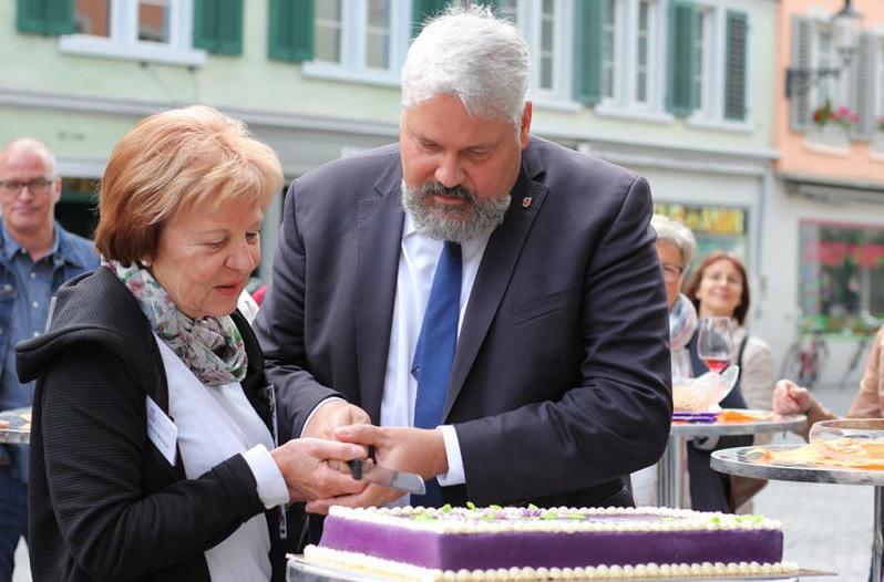 100. Geburtstag der Frauenzentrale Winterthur