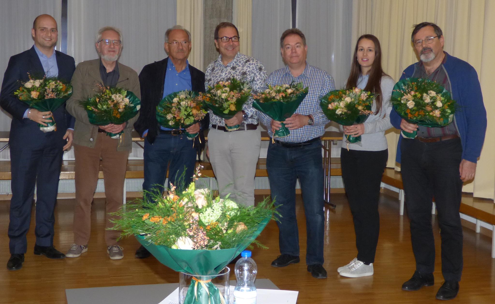 Präsidentenwechsel bei der CVP Winterthur