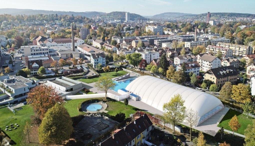Winterthur: Kredit für Traglufthalle bewilligt