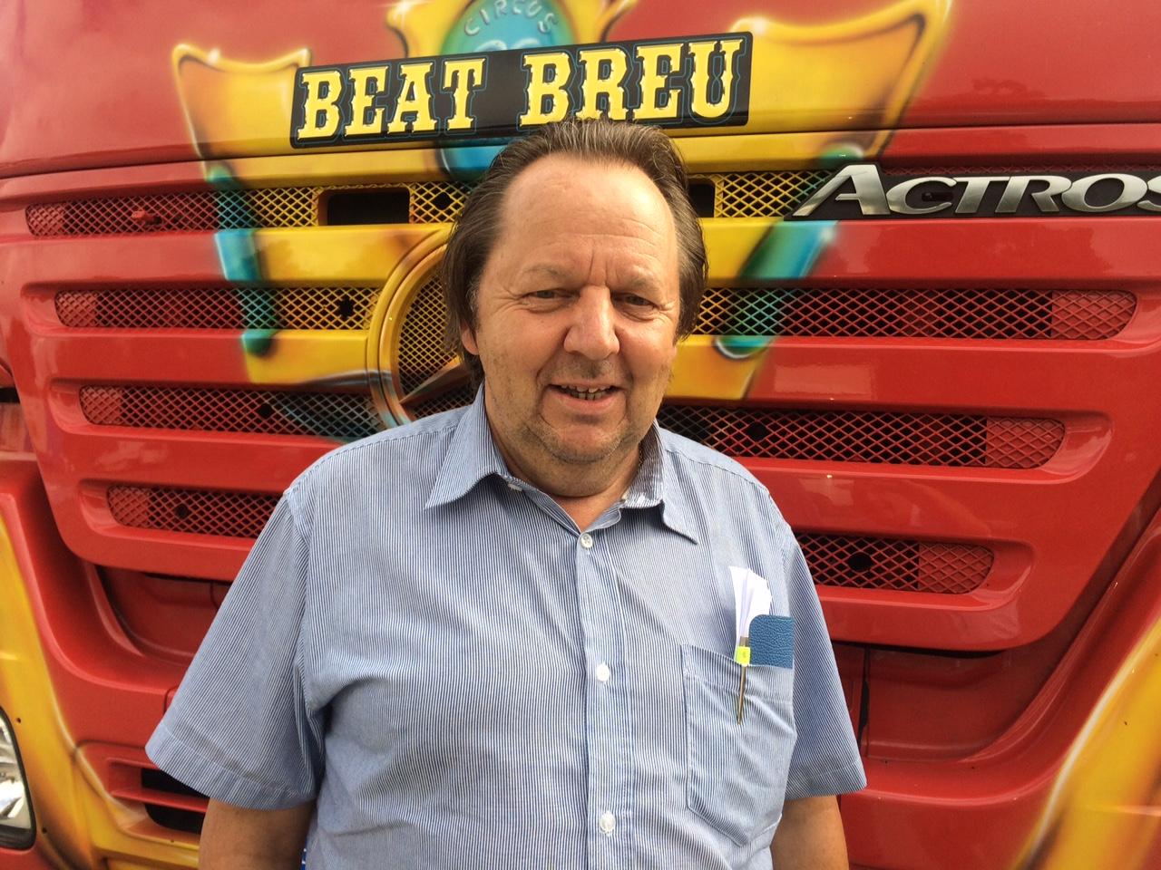 Circus Beat Breu startet Tournee in Winterthur