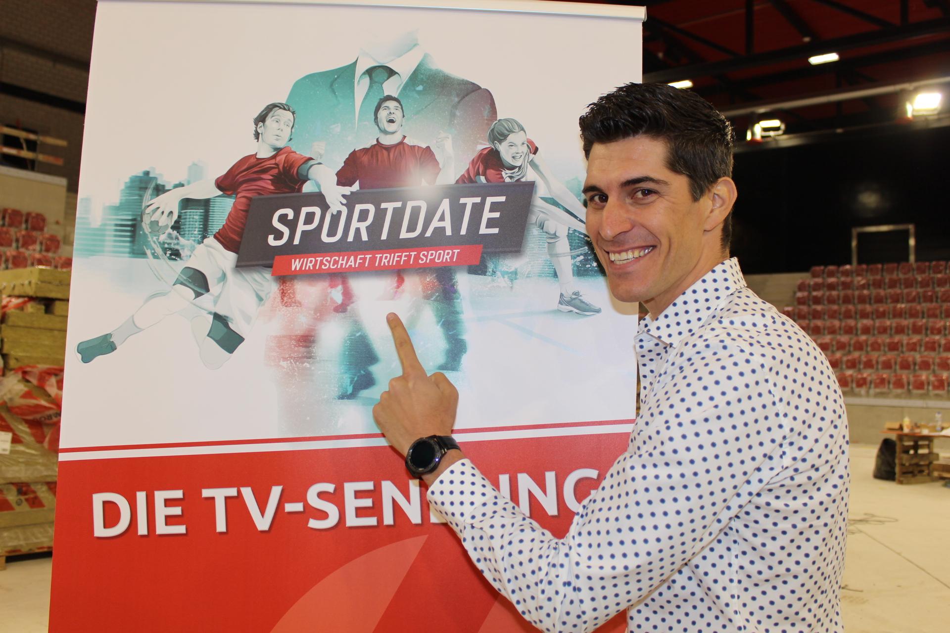 """Sendestart von """"Sportdate""""-TV im """"WIN4"""""""