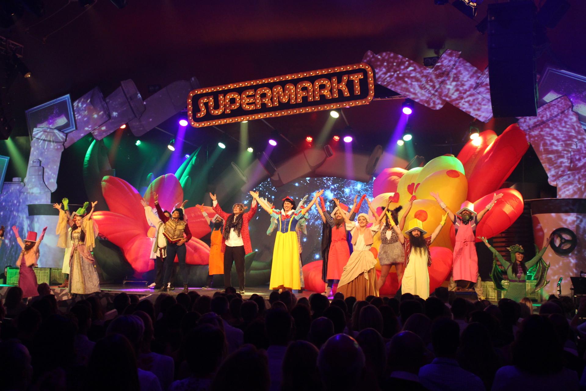 """Musical-Spass mit """"Supermarkt Ladies"""""""