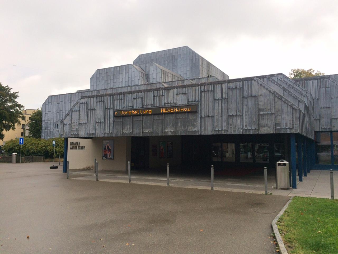 Kapitalerhöhung Theater Winterthur AG