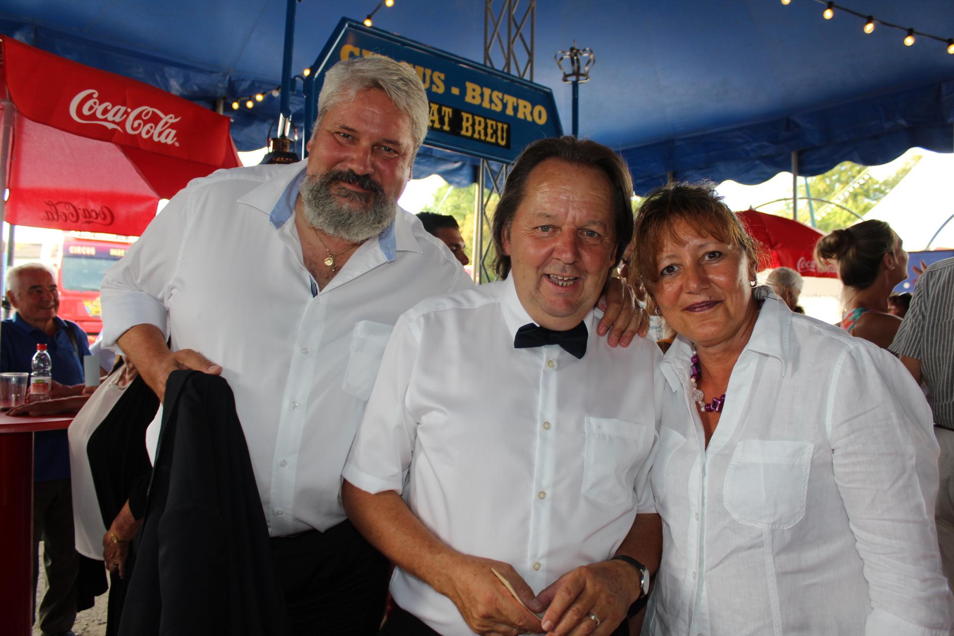 Fotostrecke: Premiere Circus Beat Breu in Winterthur