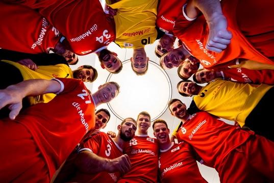 Die Schweiz gewinnt das Yellow Cup-Turnier in Winterthur