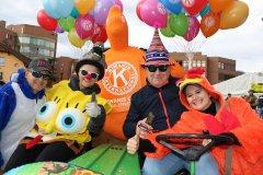 Fotostrecke: Kiwanis - Kinderfasnachtsumzug Effretikon