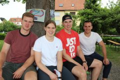 """Fotostrecke: """"Fitforkids"""" - Final im Sportpark Deutweg"""