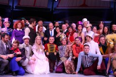 Fotostrecke: Welturaufführung KNIE - Das Circus Musical