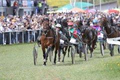 Fotostrecke: Oster - Pferderennen Fehraltorf