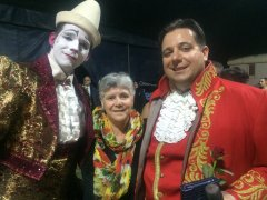 Fotostrecke: Saisonpremiere Circus Royal