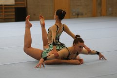 ZTV - Meisterschaften Akrobatikturnen