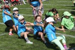 Fotostrecke: WTU Jugend Turn-, Spiel- und Stafettentag
