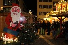 Fotostrecke: Tolle Stimmung am Winterthurer Wiehnachtsmärt